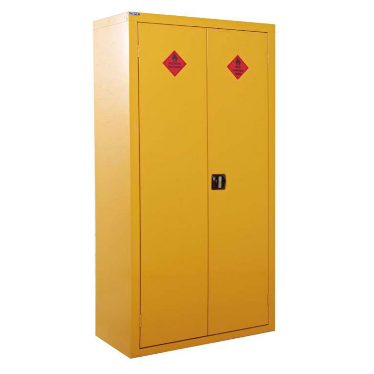 6ft High Storage Cabinet For Flammable Liquids