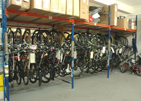Bike Storage Amp Cycle Shop Racking Solutions